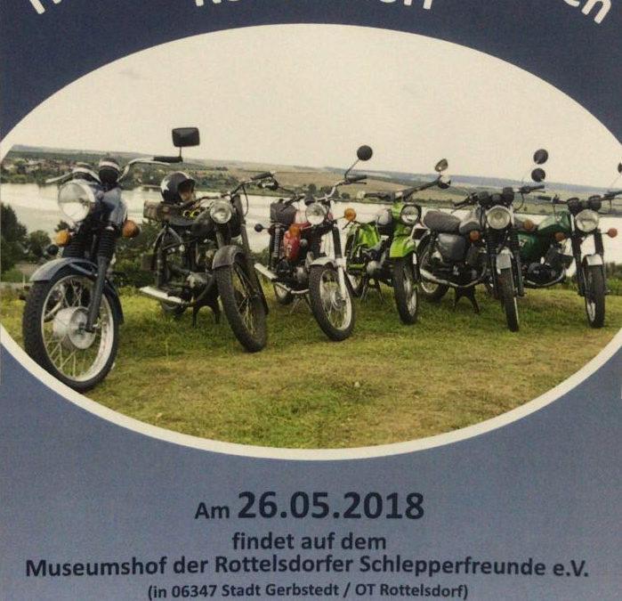 Historisches Zweiradtreffen Rottelsdorf